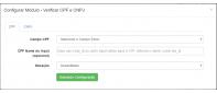 Verificar CPF e CNPJ - Cadastro único para Opencart